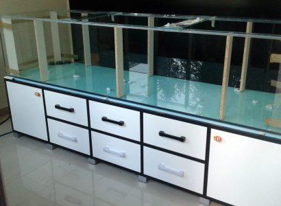 Proizvodnja akvarija,terarija,vitrina od stakla