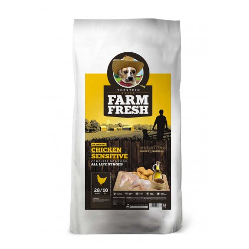 Farm Fresh – Chicken Sensitive Grain Free