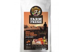 Farm Fresh – Chicken & Turkey Active/Puppy Grain Free