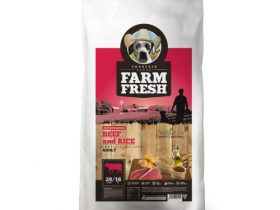 Farm Fresh – Beef & Rice
