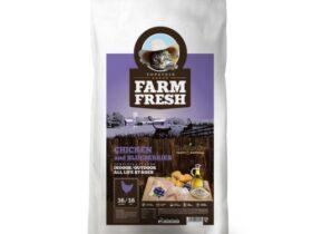 Farm Fresh – Chicken and Blueberries Indoor/Outdoor Cat 2 kg