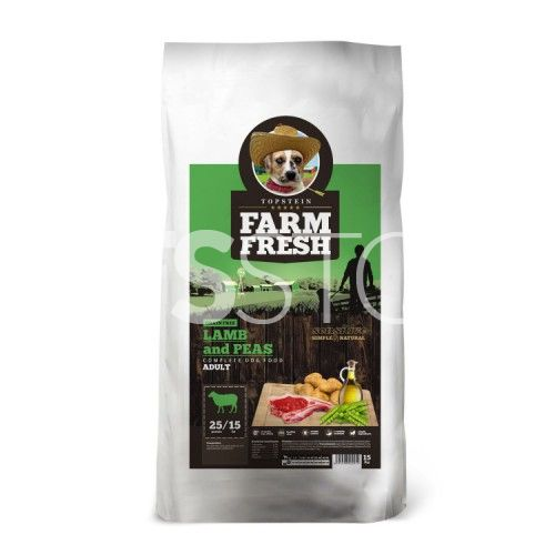 Farm Fresh – Lamb and Peas Grain Free