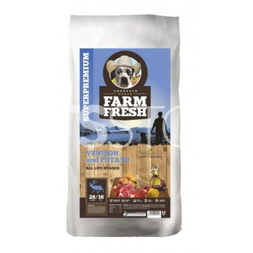 Farm Fresh – Venison and Potato