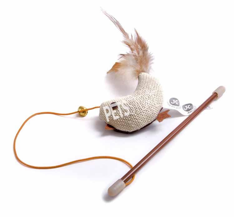 Zezalica Ptica na štapu 18cm
