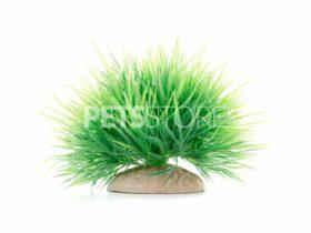Plastično bilje zeleno 7cm