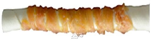 Twisted Štapić+Pileće meso 25,5cm/2komada